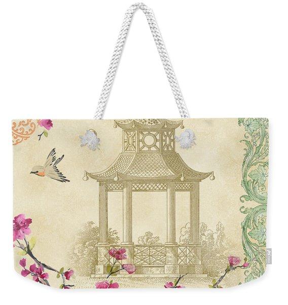 Cherry Blossoms-jp2327 Weekender Tote Bag