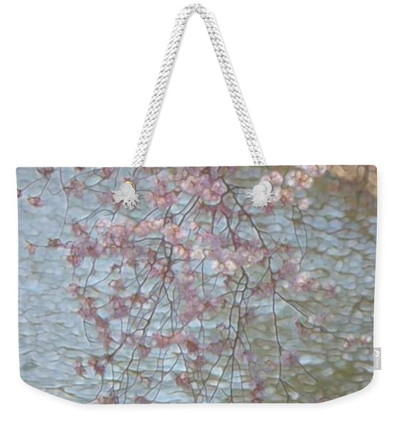 Cherry Blossoms P2 Weekender Tote Bag