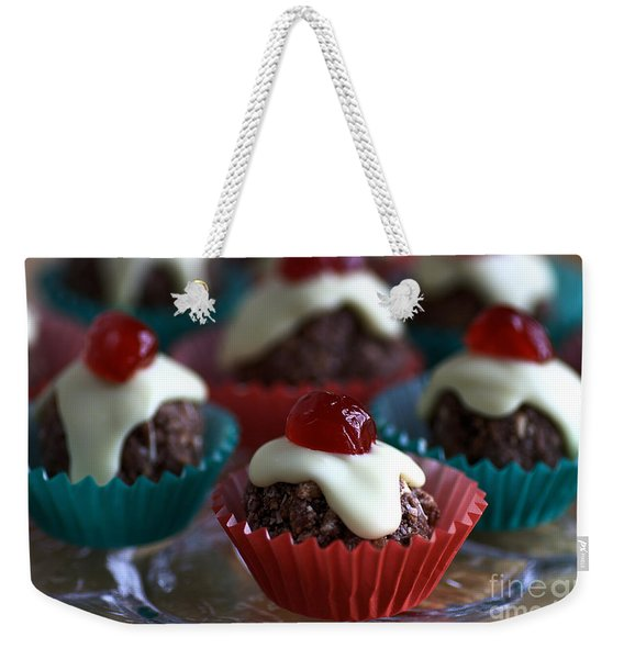 Cherry On Top Weekender Tote Bag