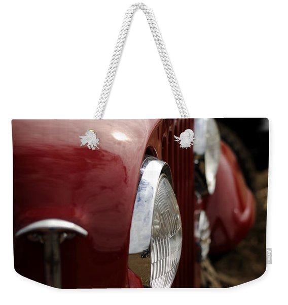 Cherrybomb Weekender Tote Bag