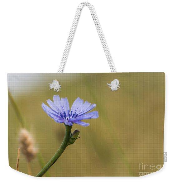 Chikory Cornflower Weekender Tote Bag