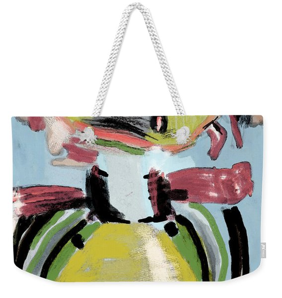 Child's Game Weekender Tote Bag