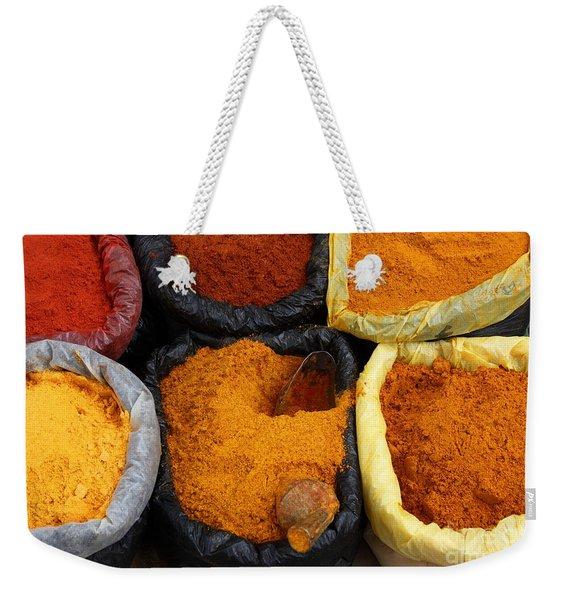 Chilli Powders 1 Weekender Tote Bag