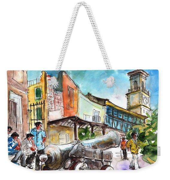 Chinchilla De Monte Aragon 03 Weekender Tote Bag