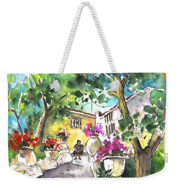 Chinchilla De Monte Aragon 05 Weekender Tote Bag