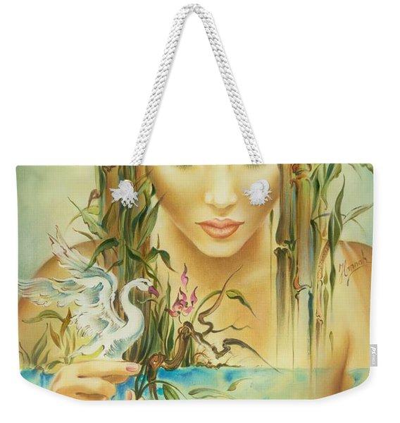 Chinese Fairytale Weekender Tote Bag