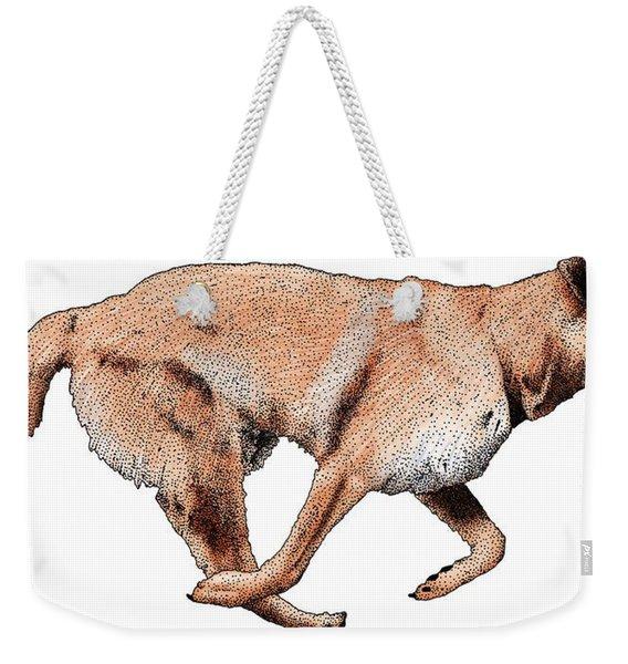 Chinook Weekender Tote Bag
