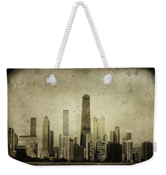 Chitown Weekender Tote Bag