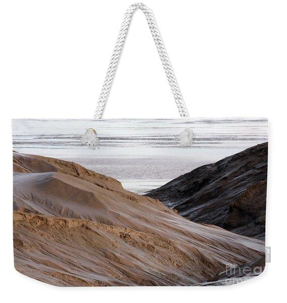 Chocolate River Weekender Tote Bag