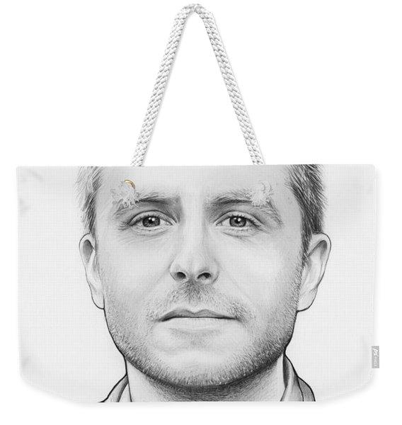 Chris Hardwick Weekender Tote Bag
