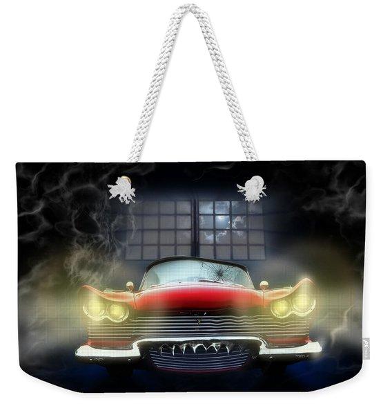 Christine Weekender Tote Bag