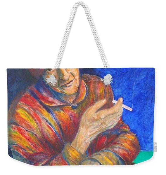 Christine Lavant Weekender Tote Bag