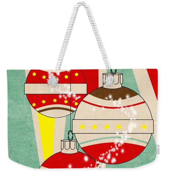 Christmas Card 6 Weekender Tote Bag