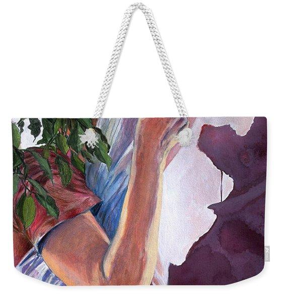 Chrysalis Weekender Tote Bag