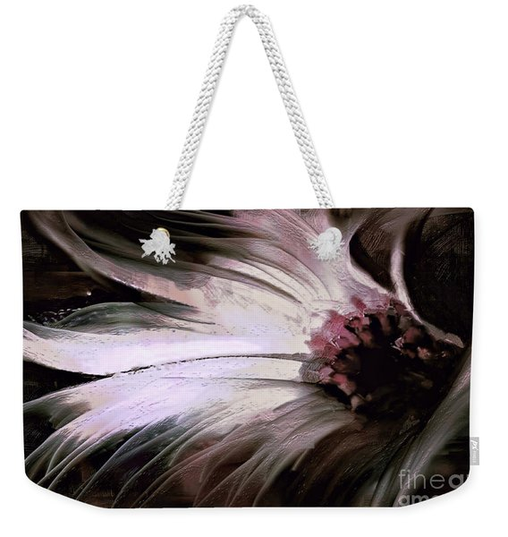 Chrysanth Weekender Tote Bag