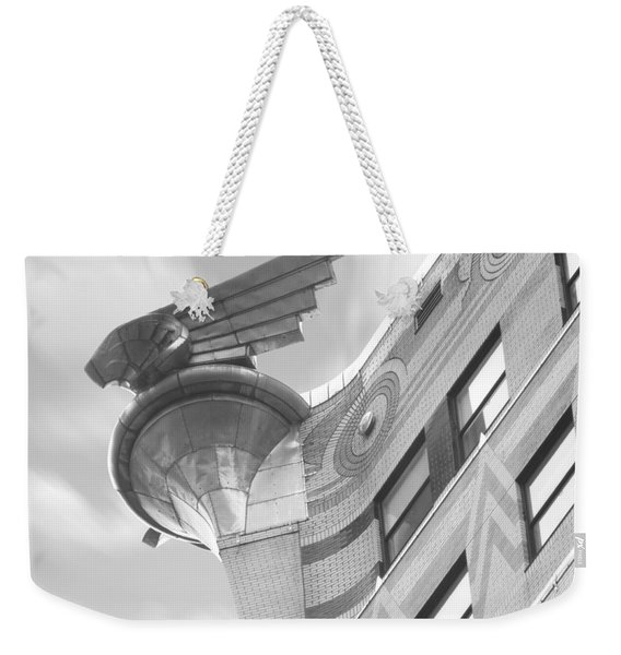 Chrysler Building 4 Weekender Tote Bag