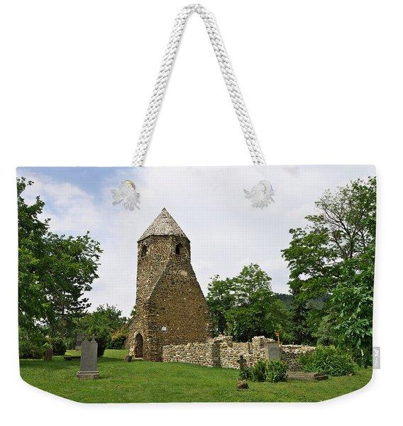 Church Of Avasi Rehely Weekender Tote Bag