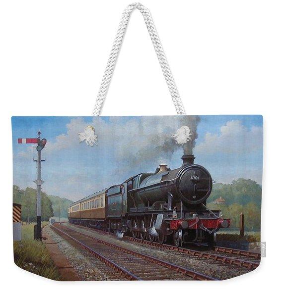 Churchward 2.8.0  Weekender Tote Bag