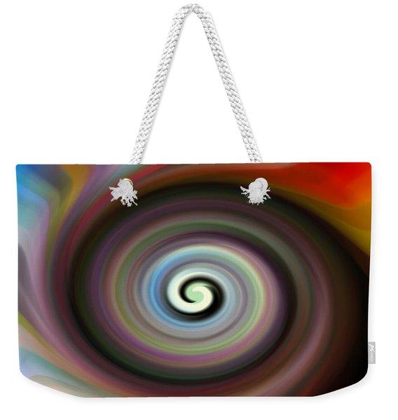Circled Carma Weekender Tote Bag
