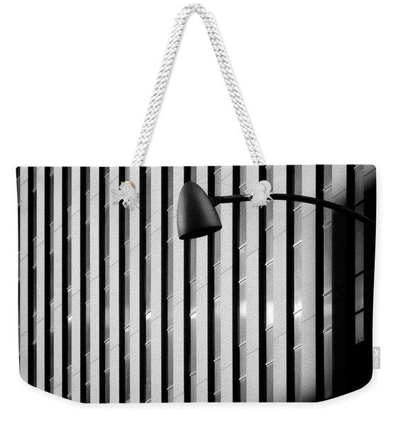 City Lamp Weekender Tote Bag
