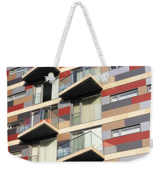 City Living Weekender Tote Bag