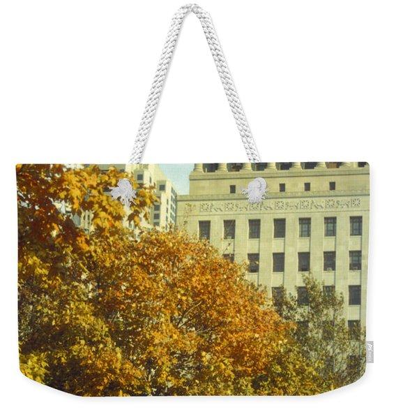 Civil Court Building Weekender Tote Bag