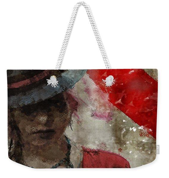 Clandestine Weekender Tote Bag