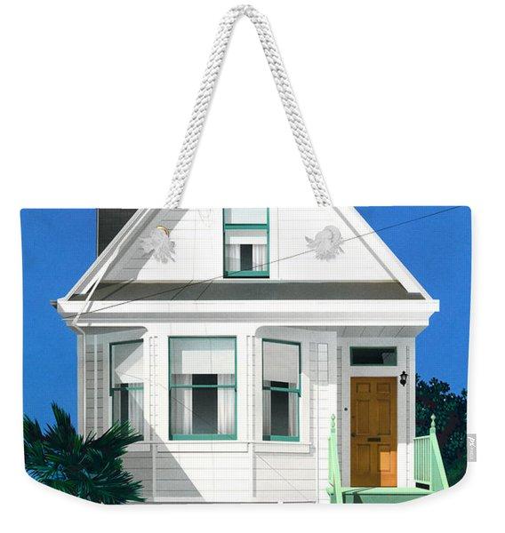 Clapperboard House Weekender Tote Bag