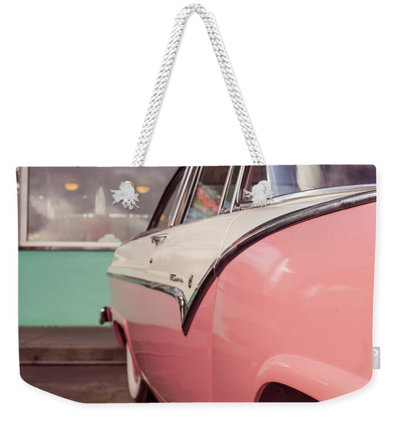 American Graffiti  Weekender Tote Bag