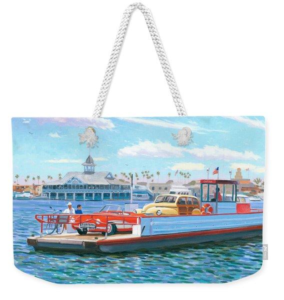 Classic California Weekender Tote Bag