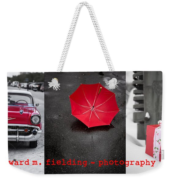 Edward M. Fielding Photography Weekender Tote Bag