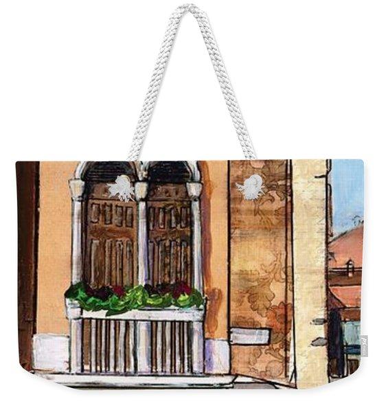 Classic Venice Weekender Tote Bag