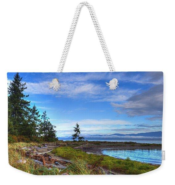 Clearing Skies Weekender Tote Bag