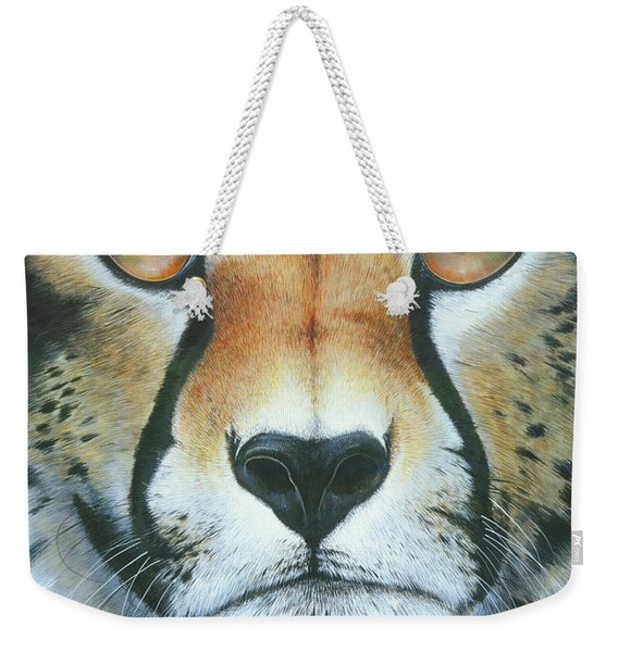 Close To The Soul Weekender Tote Bag