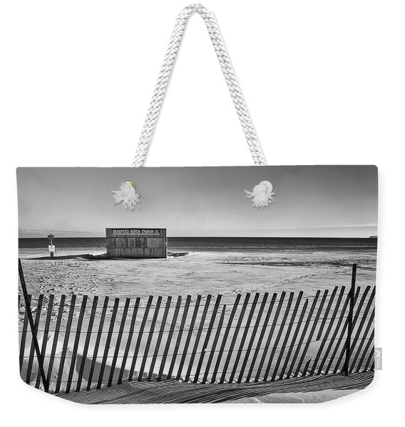 Closed For The Season Weekender Tote Bag