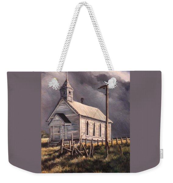 Closed On Sundays Weekender Tote Bag