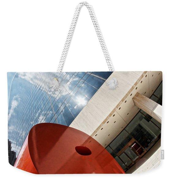 Cloud 9 Weekender Tote Bag