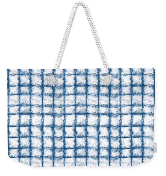 Cloud Boxes Weekender Tote Bag