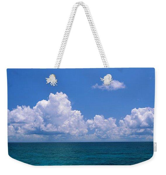 Clouds Holland Mi Weekender Tote Bag