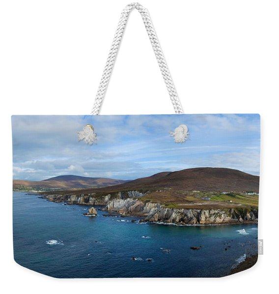 Clouds Over The Sea, Atlantic Drive Weekender Tote Bag