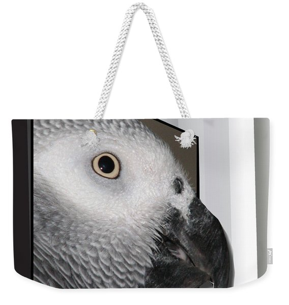Clyde Oob Weekender Tote Bag