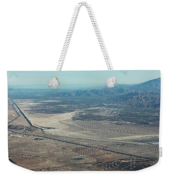 Coachella Valley Weekender Tote Bag