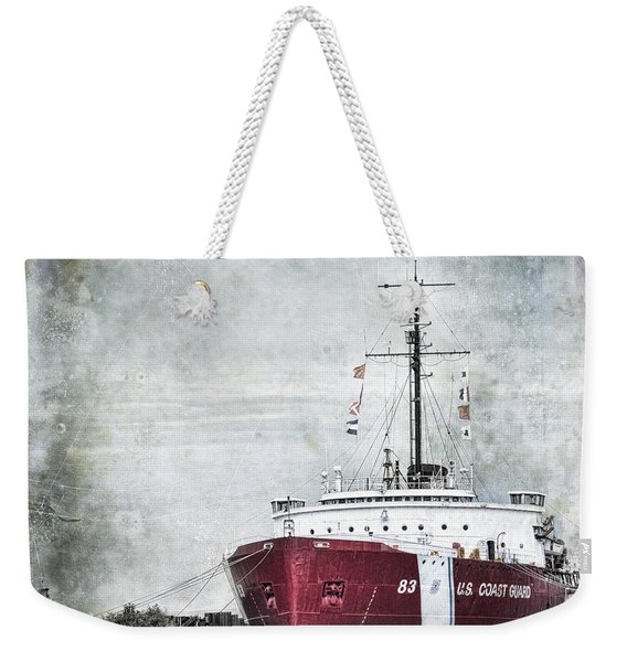 Coast Guard Weekender Tote Bag