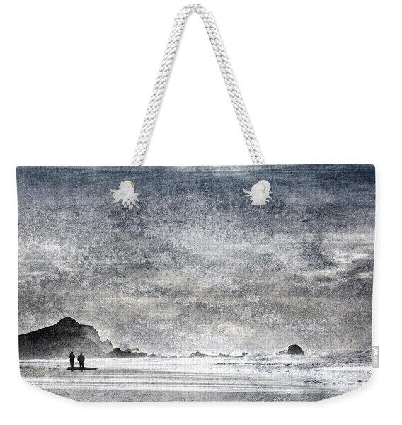 Coast Walk Weekender Tote Bag