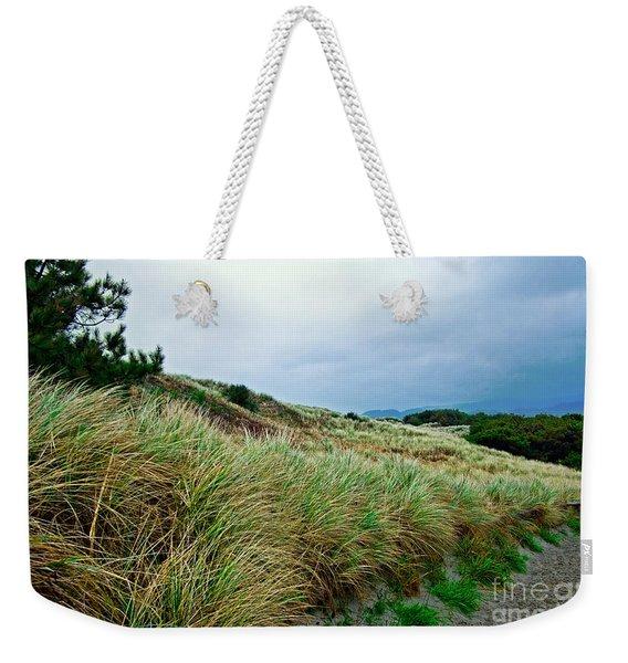 Coastal Flora, Oregon Weekender Tote Bag