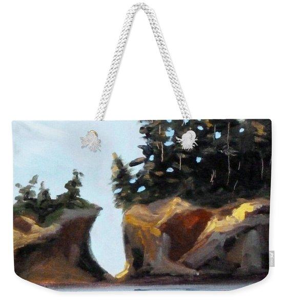 Coastal Weekender Tote Bag
