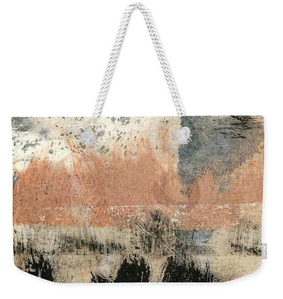 Coastal Solstice Weekender Tote Bag