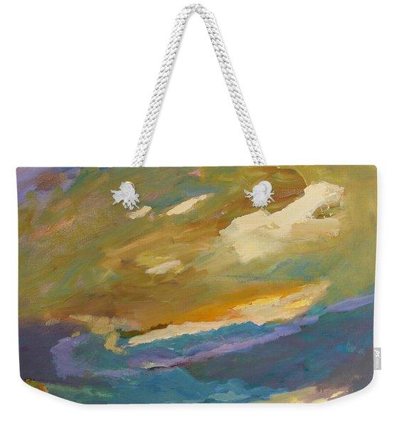Coastline Weekender Tote Bag