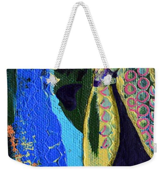Coat Of Many Colors Weekender Tote Bag