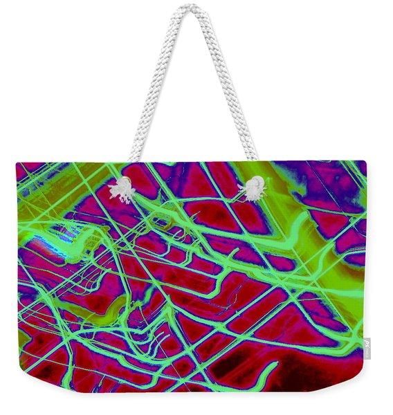 Cobwebs Weekender Tote Bag